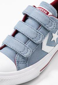 Converse - STAR PLAYER - Zapatillas - blue slate/team red/white - 2