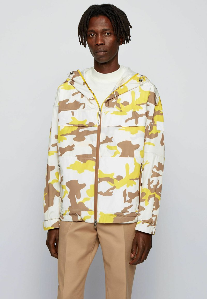 BOSS - Windbreaker - yellow
