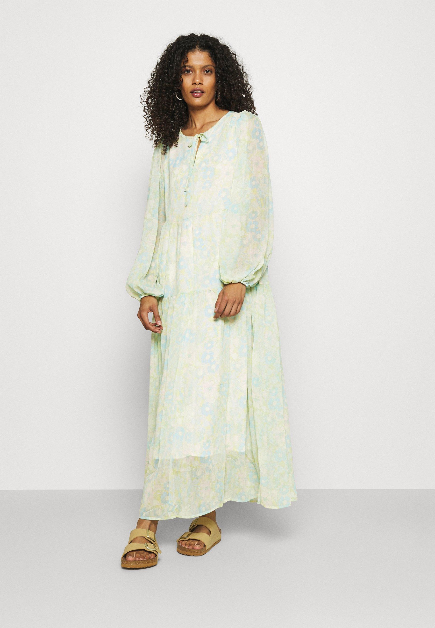 Women SLFGEORGIA DRESS - Maxi dress