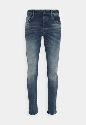 3301 SLIM - Jean slim - heavy elto pure superstretch faded clear sky