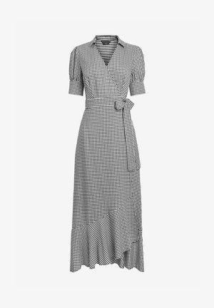 EMMA WILLIS  - Maxi dress - black/white