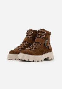 Kennel + Schmenger - POWER - Platform ankle boots - castoro - 2