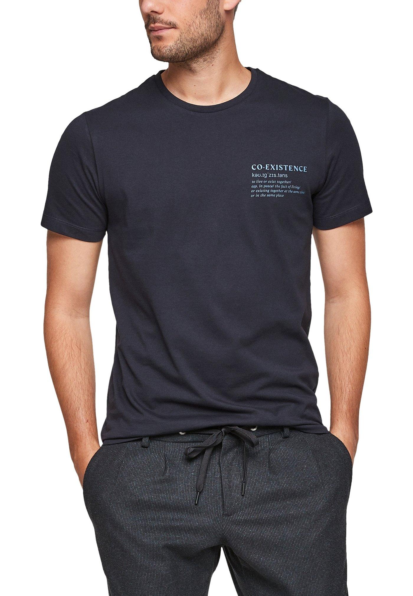 Herren MIT FRONTPRINT - T-Shirt print