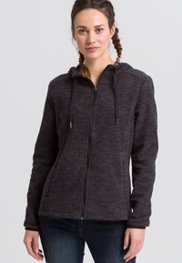 Erima - Zip-up hoodie - black - 0