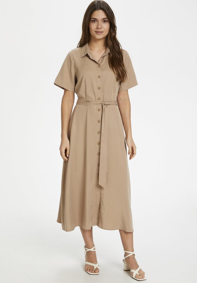 DILAY - Shirt dress - amphora