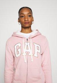 GAP - Zip-up hoodie - pink standard - 2