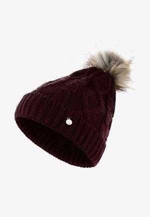 MANTA - Mütze - bordeaux