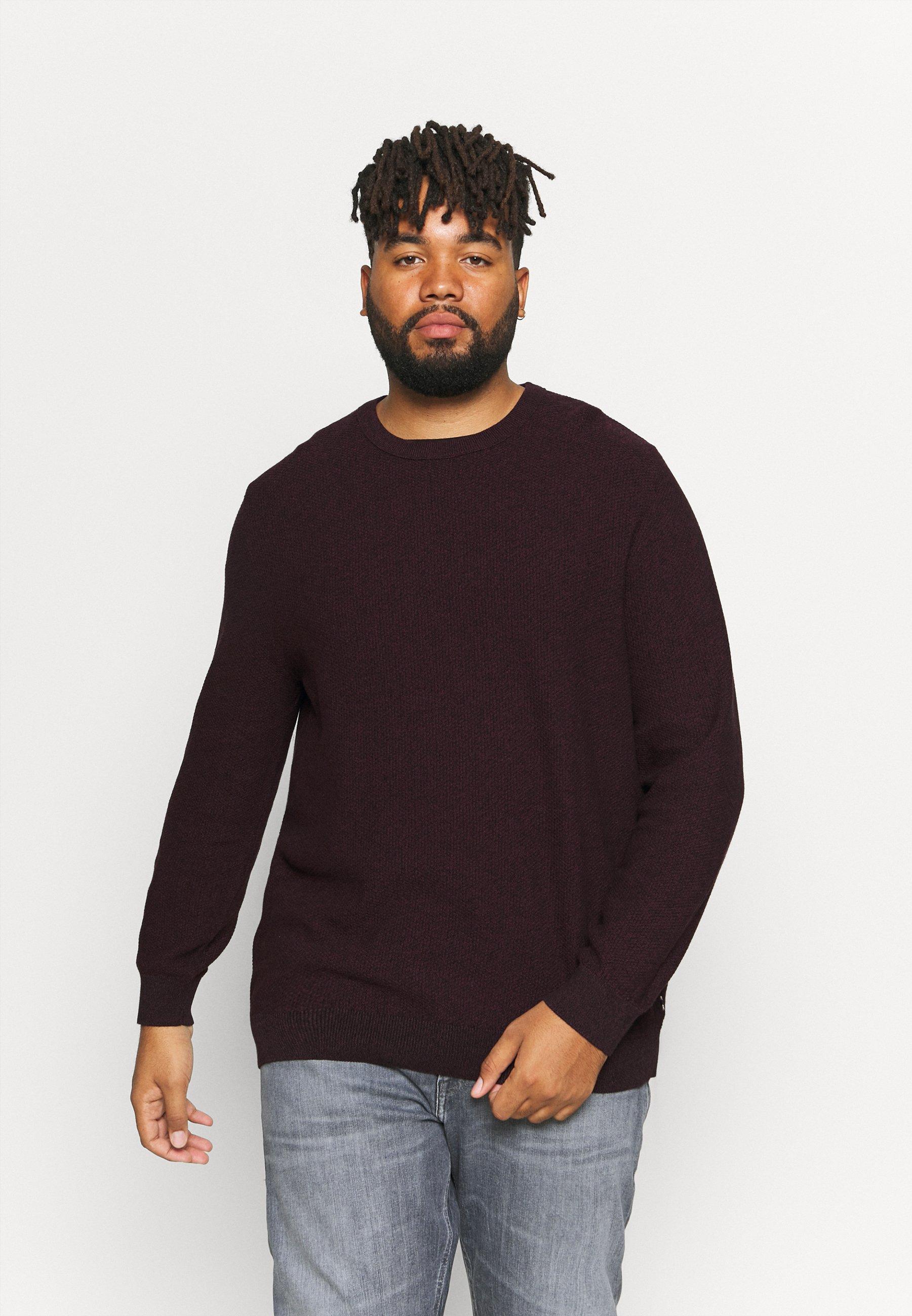 Homme JJEAARON CREW NECK - Pullover