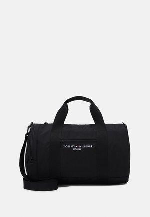 ESTABLISHED DUFFLE UNISEX - Weekendbag - black