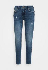Liu Jo Jeans - UP FABULOUS REG - Jeans Skinny Fit - blue avatar wash - 3