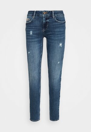 UP FABULOUS REG - Jeans Skinny - blue avatar wash