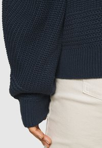 Tommy Jeans Curve - BADGE - Cardigan - twilight navy - 5