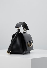 KARL LAGERFELD - SEVEN SHOULDERBAG - Across body bag - black - 3