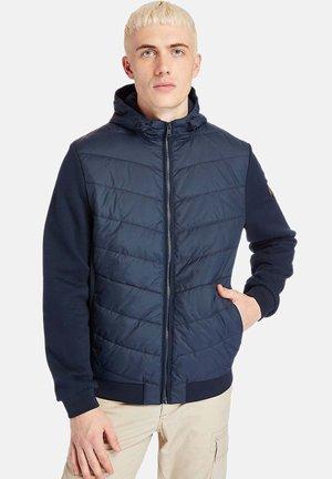 MOUNT CABOT HYBRID - Zip-up hoodie - dark sapphire