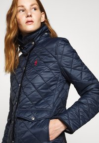 Polo Ralph Lauren - BARN JACKET - Overgangsjakker - aviator navy - 4