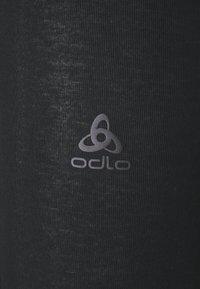 ODLO - BOTTOM LONG ACTIVE WARM ECO - Unterhose lang - black - 2