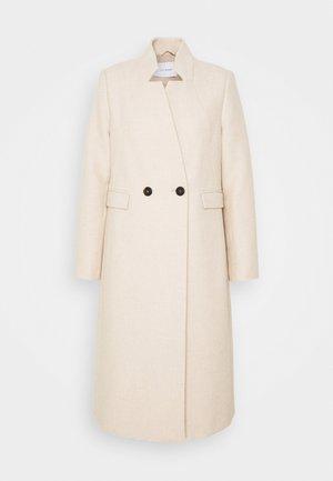Zimní kabát - cedar wood melange