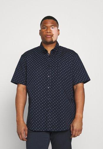 BENSON STRETCH - Shirt - navy