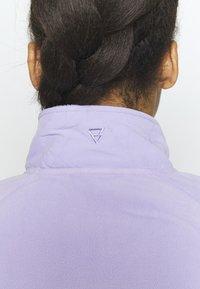 Brunotti - MARAU WOMEN  - Fleecová bunda - lavender - 3