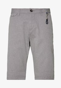 TOM TAILOR - STRUCTURE - Shorts - grey - 5