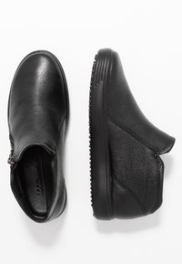 ECCO - SOFT  - Sneakersy niskie - black - 3