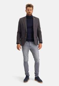 State of Art - Blazer jacket - midnight/brick - 1
