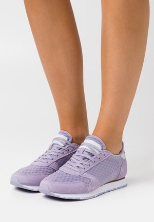 YDUN SUEDE MESH II - Trainers - lavender