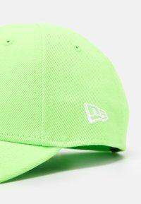 New Era - KIDS LEAGUE ESSENTIAL PACK UNISEX - Kšiltovka - neon green - 3