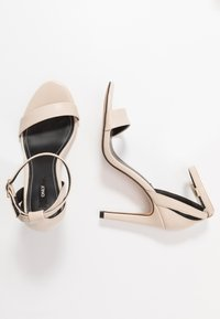 ONLY SHOES - High heeled sandals - beige - 3