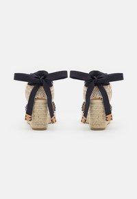 Castañer - CICI - Sandály na platformě - ivory - 3