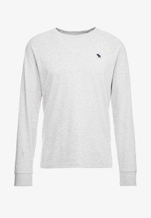 ICON CREW - Camiseta de manga larga - grey