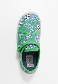 Superfit - BILL - Domácí obuv - grün - 1