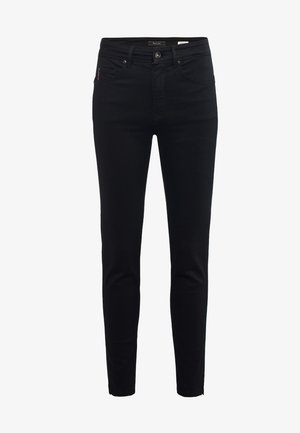 SECRET GLAMOUR PUSH IN CAPRI - Jeans Skinny Fit - black