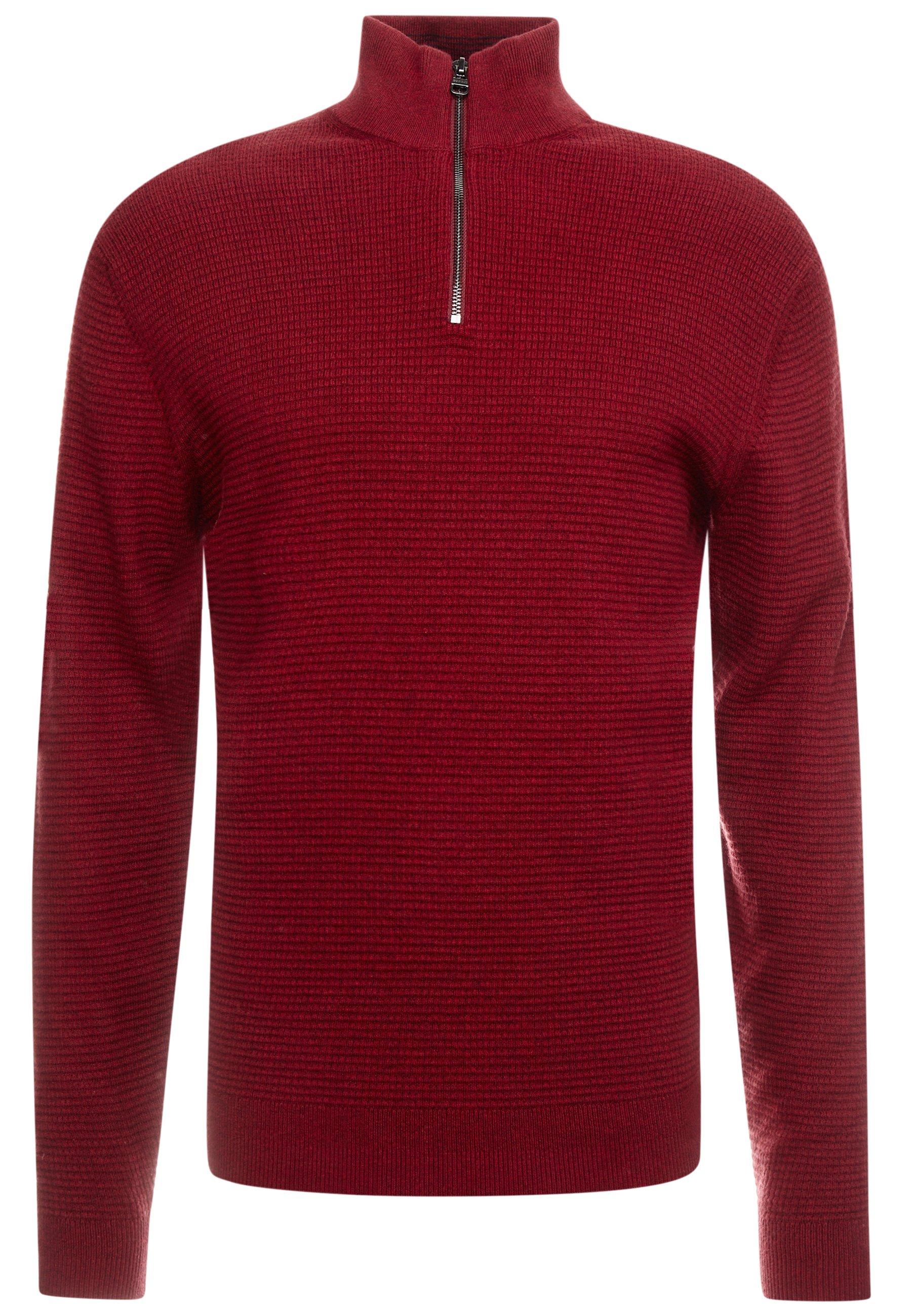 Esprit Strikkegenser - dark red