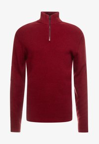 Esprit - COWS - Pullover - dark red - 3