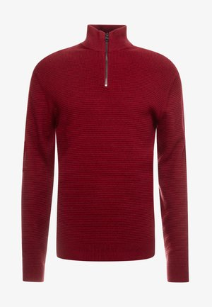 COWS - Maglione - dark red