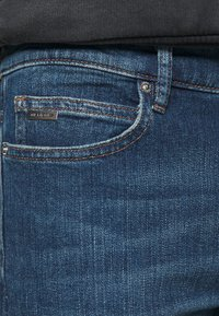 The Kooples - WITH ZIPPER DETAIL ON THE BOTTOM - Jean slim - blue - 4
