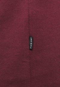 Pier One - T-shirt - bas - bordeaux - 6