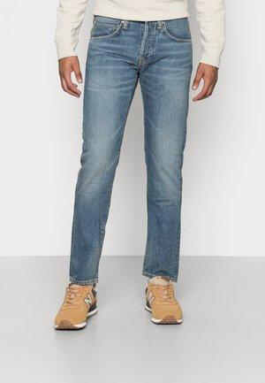 Jeans Tapered Fit - yoshiko left hand denim blue ariki wash