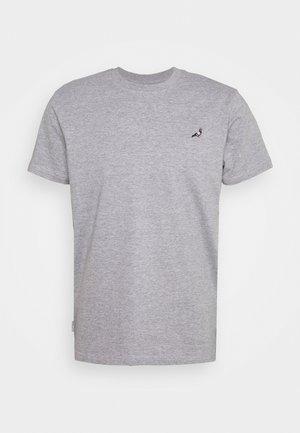 TEE UNISEX - Basic T-shirt - heather grey