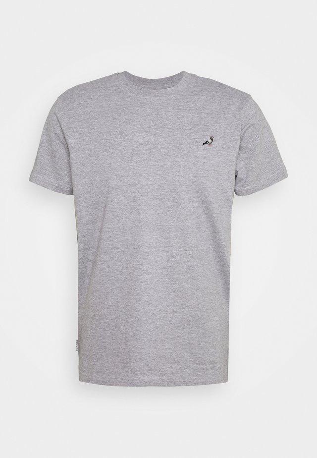 TEE UNISEX - T-shirt basique - heather grey