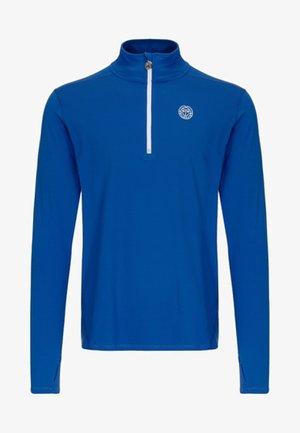 ZAC TECH - Långärmad tröja - royal blue