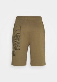 The North Face - MENS GRAPHIC SHORT  - Träningsshorts - military olive - 6