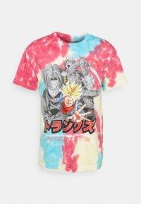 Primitive - TRUNKS PHASE VINTAGE OVERSIZED - Print T-shirt - multi-coloured - 4