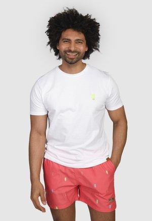 POPSICLE  - T-shirt basic - white