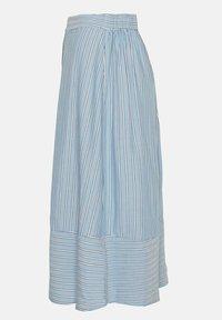 Moss Copenhagen - A-line skirt - powder blue - 3