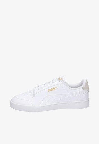 Sneakers basse - wit