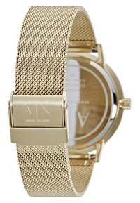 Armani Exchange - Watch - gold-coloured - 3