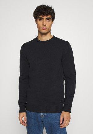 Pullover - deep navy