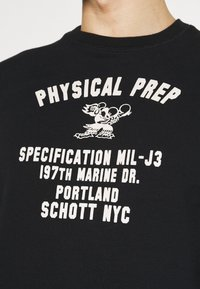 Schott - PHYSICAL - Sweatshirt - black - 5
